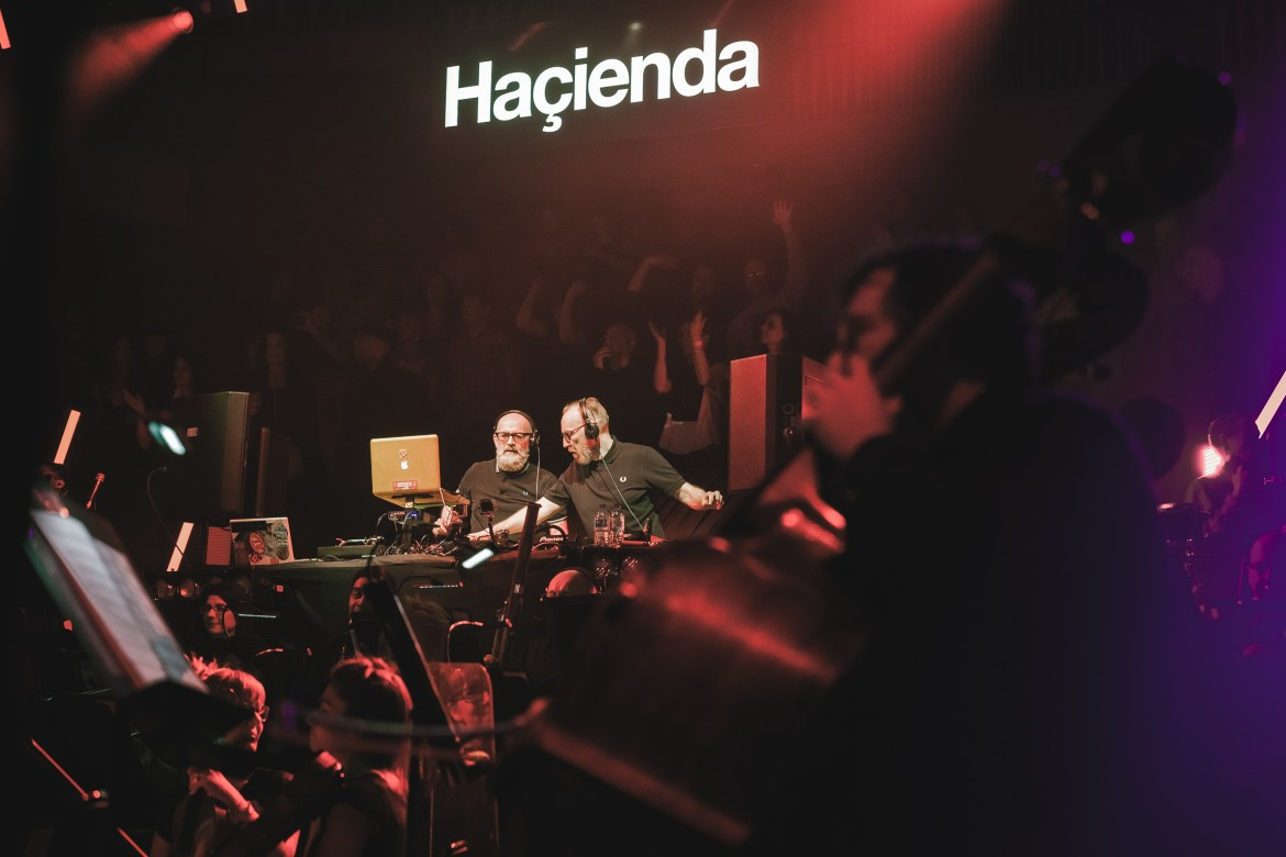 Haçienda Classical – Bridgewater Hall, Manchester, 12th February 2016