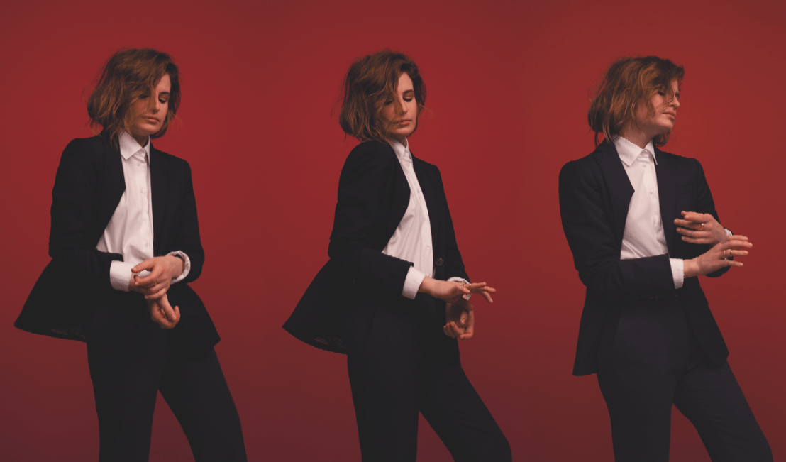 Christine and the Queens and the echoes in Androgynous Pop Music