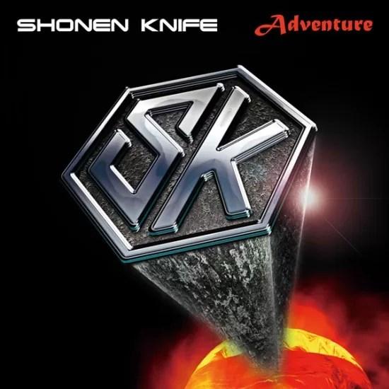 Shonen Knife – Adventure (Damnably)