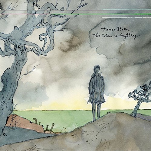 James Blake – The Colour In Anything (Polydor)