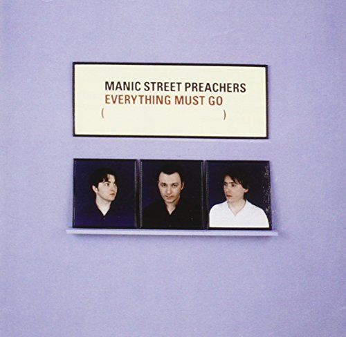 Manic Street Preachers – Everything Must Go – 20th Anniversary Release