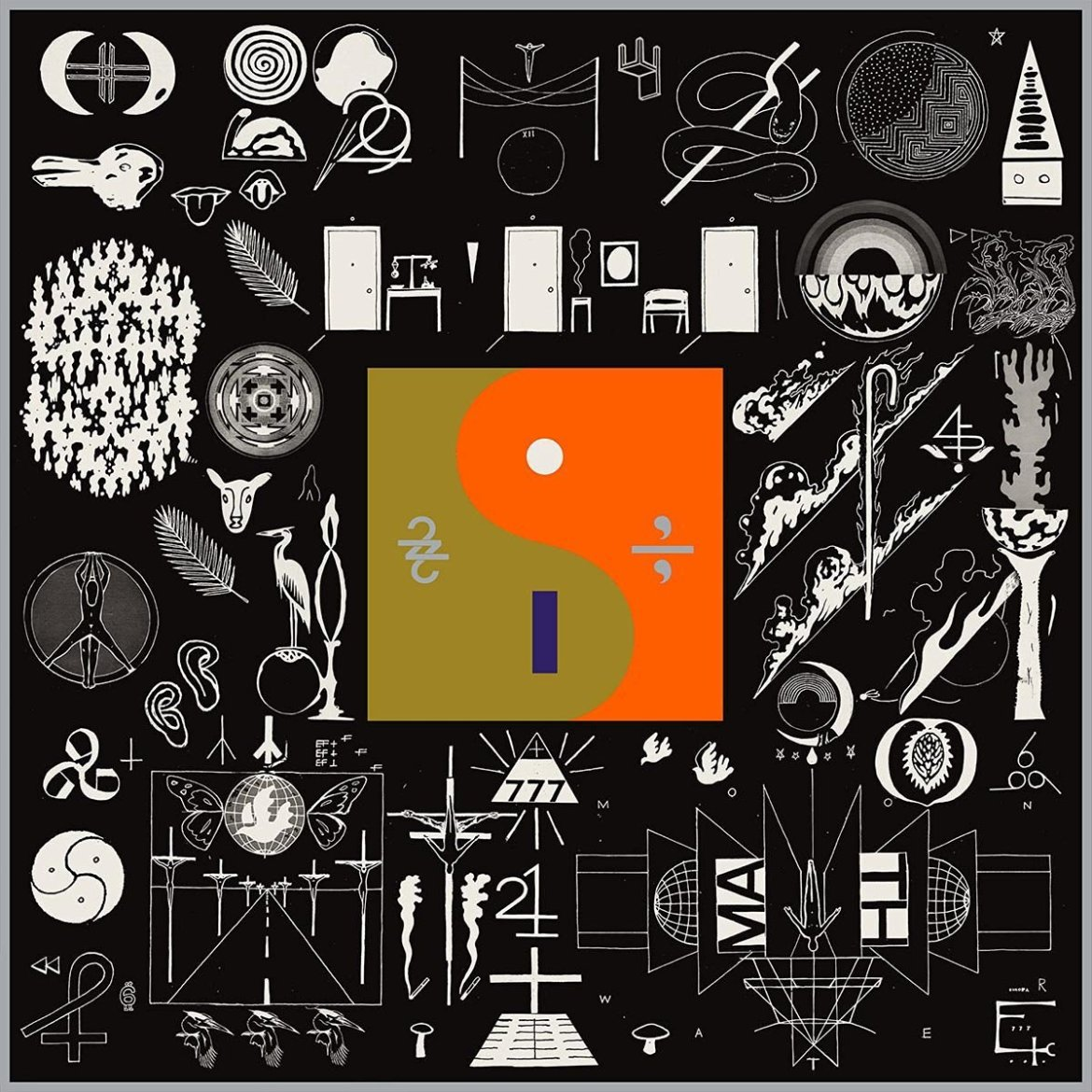 Bon Iver – 22, A Million (Jagjaguwar)