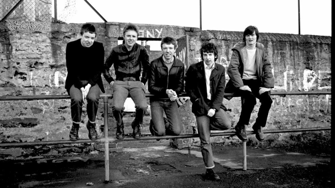 NEWS: The Undertones release new Kevin Shields remix