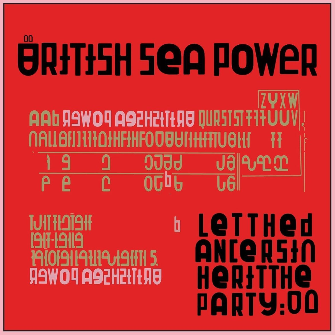 British Sea Power – Let The Dancers Inherit The Party (Golden Chariot/Caroline International)