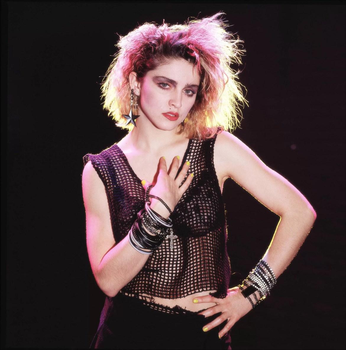 Women of 1980s Pop