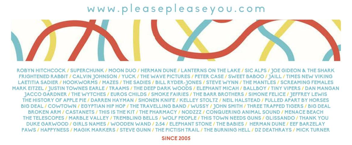 PREVIEW: upcoming shows from Please Please You
