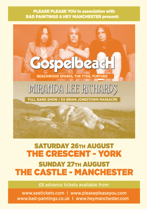 PREVIEW: GospelbeacH and Miranda Lee Richards tour of the UK and Scandinavia