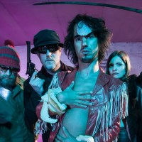 IN CONVERSATION: The Moonlandingz