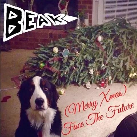 NEWS: BEAK> release Charity Christmas Single '(Merry Xmas) Face The Future'