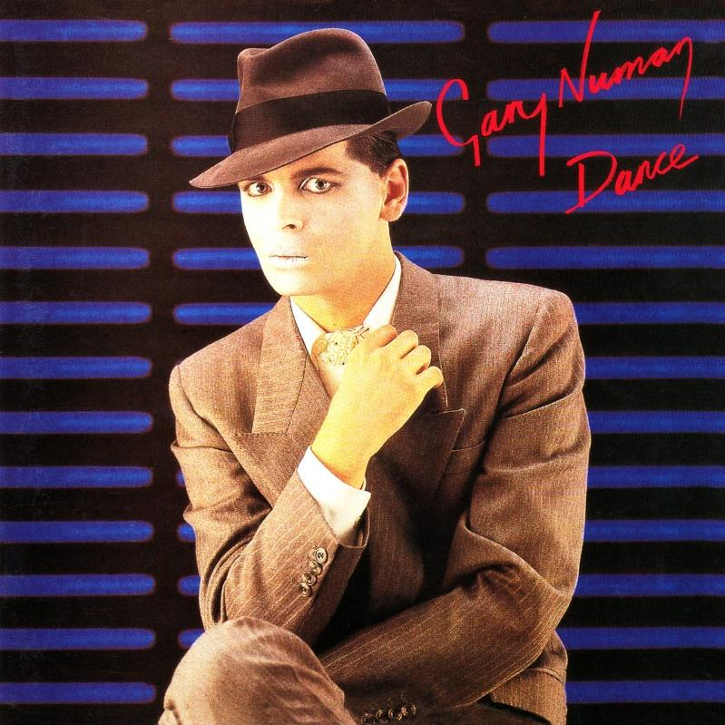 Gary Numan - Dance (Double LP re-issue) (Beggars Arkive)