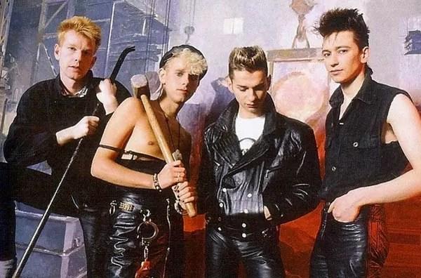 Inarguable Pop Classics #27: Depeche Mode - Master & Servant