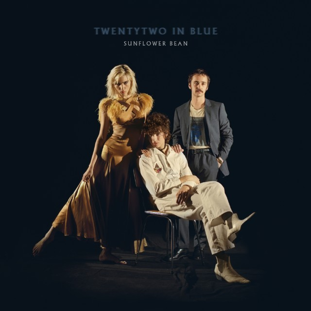 Sunflower Bean - Twentytwo In Blue (Lucky Number)