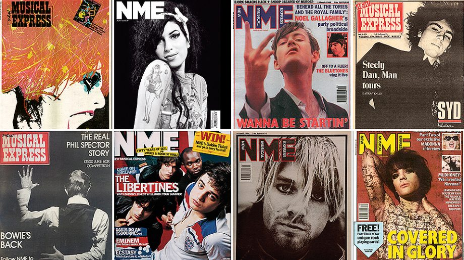 OPINION: Notes on the demise of NME in Print
