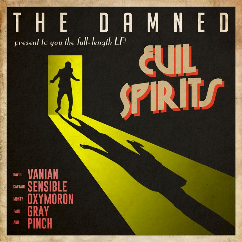 The Damned – Evil Spirits (Search And Destroy/Spinefarm Records)