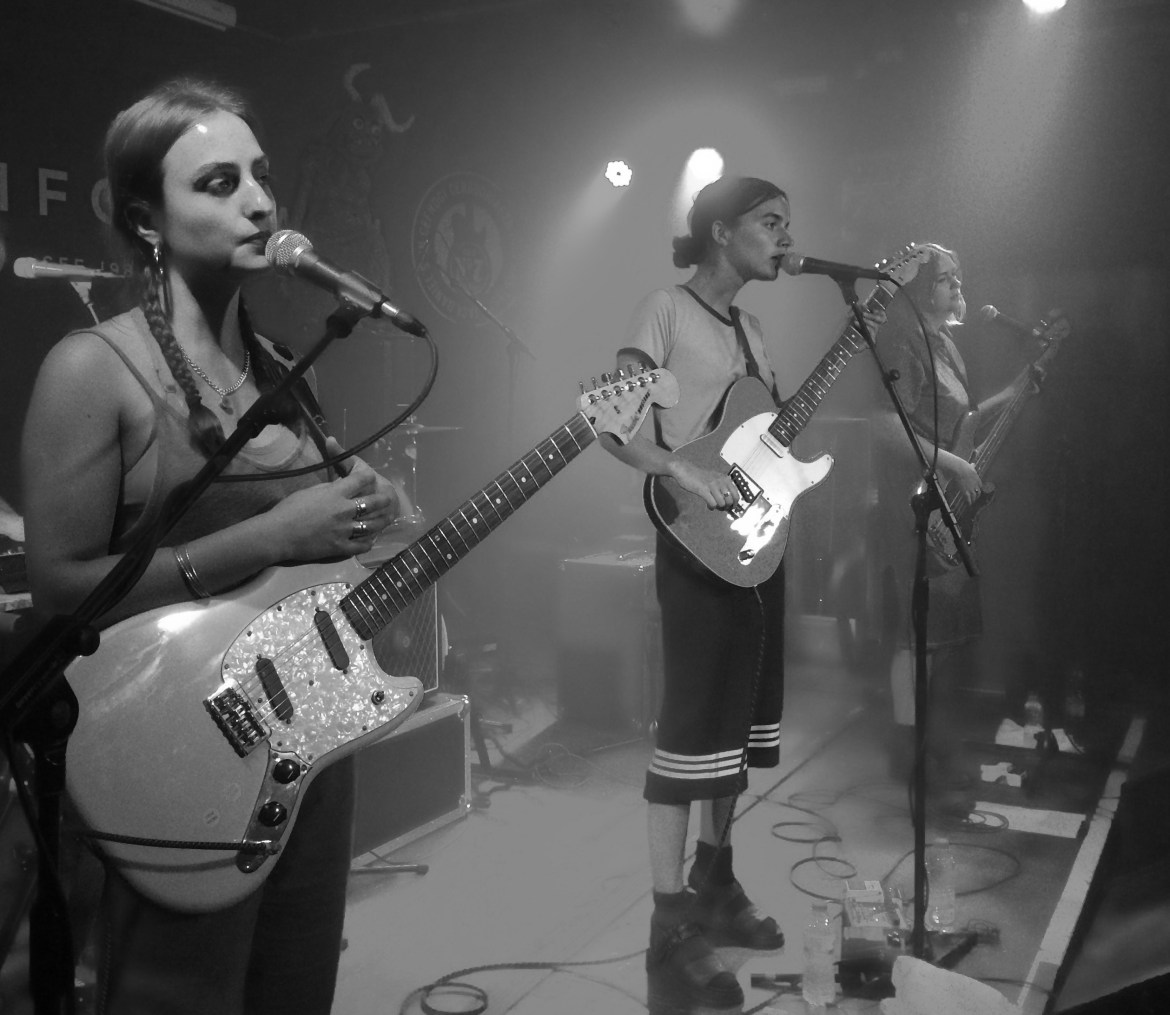 Goat Girl – Clwb Ifor Bach, Cardiff, 26/06/2019