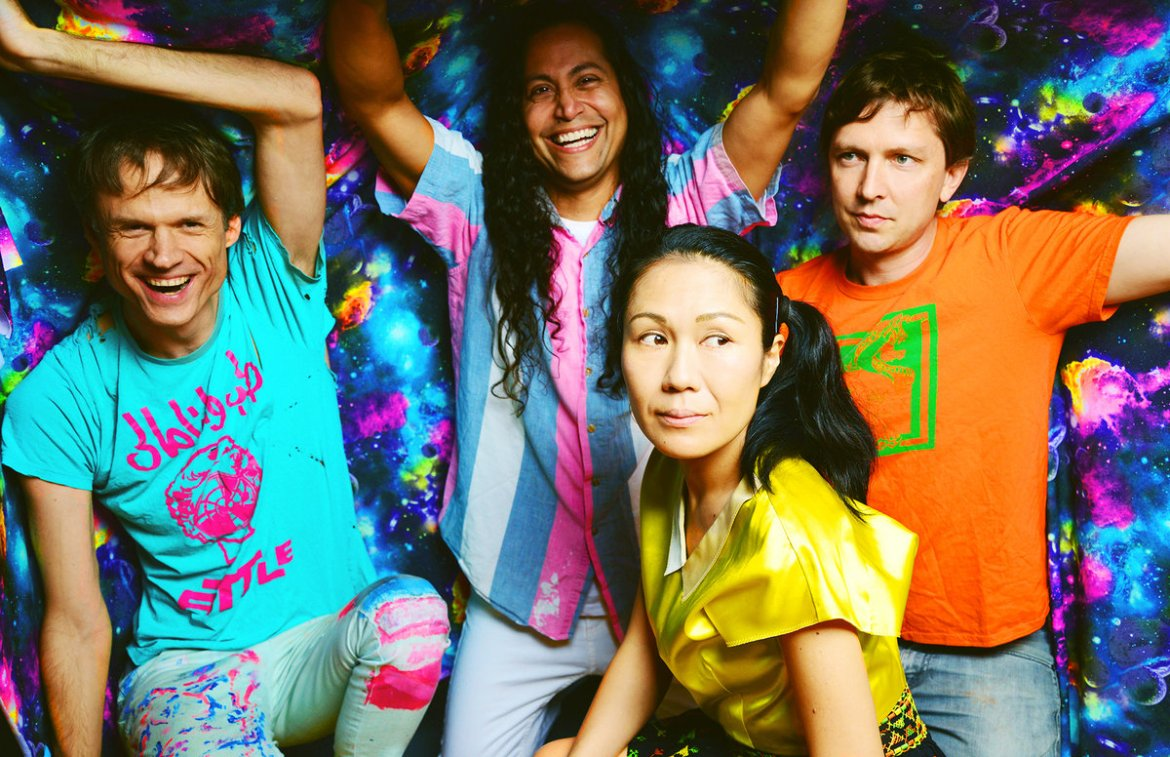 Deerhoof / Trash Kit – EarTH, London, 02/09/2019