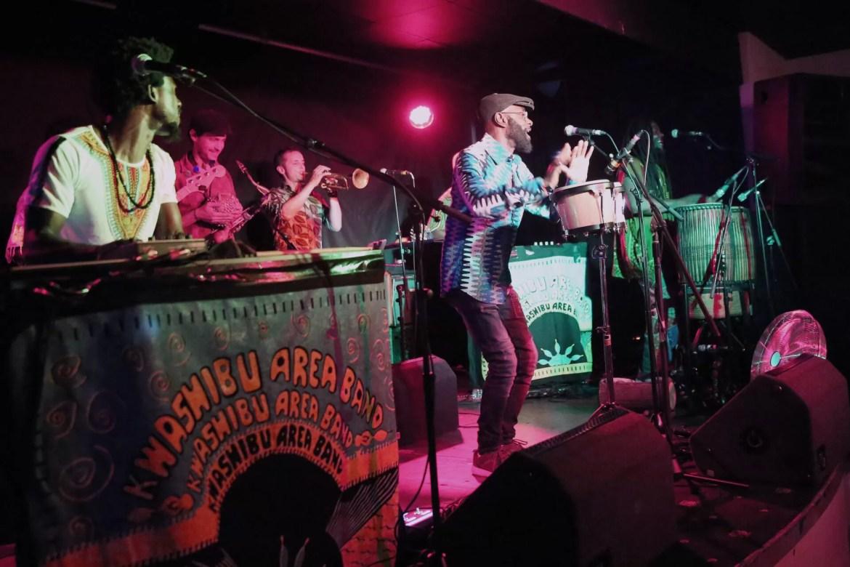 Pat Thomas & Kwashibu Area Band – The Crescent, York, 26/09/2019