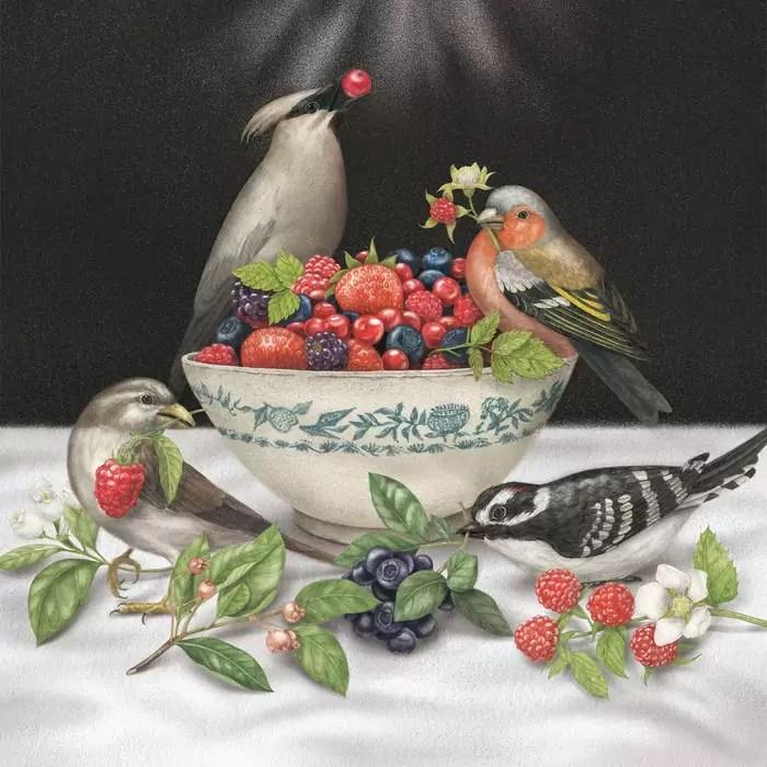 Sparrows – Berries (FLAU)