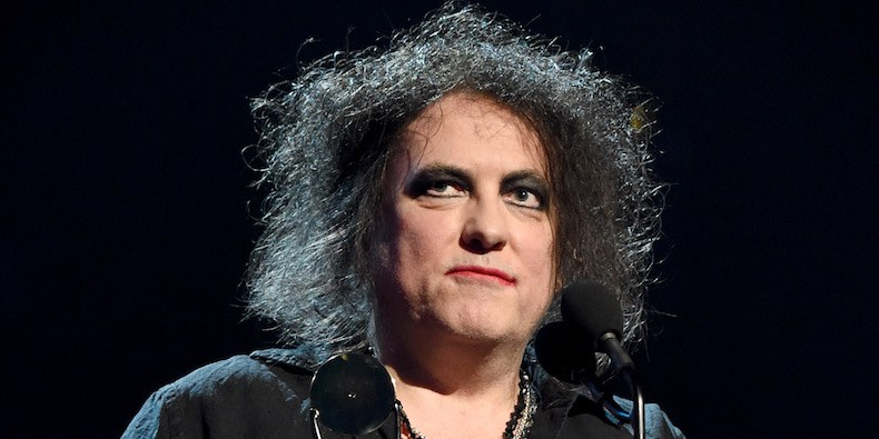 NEWS: Robert Smith reveals The Cure have three new albums in the...