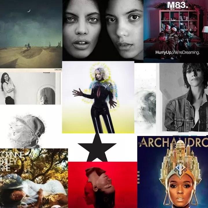 Best of the Decade: Matt Hobbs's Top Fifteen Albums