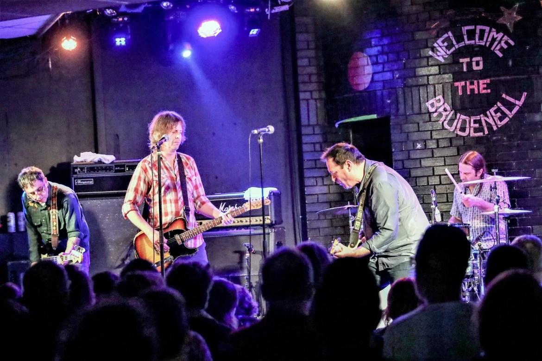 Hot Snakes – Brudenell Social Club, Leeds, 11/12/2019