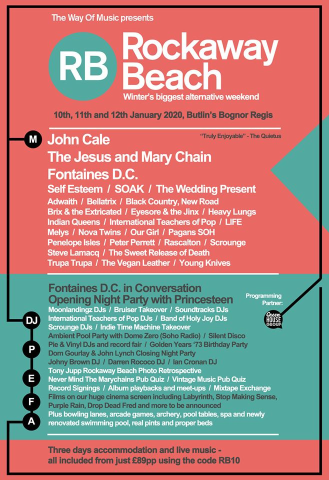 PREVIEW: Rockaway Beach Festival 2020