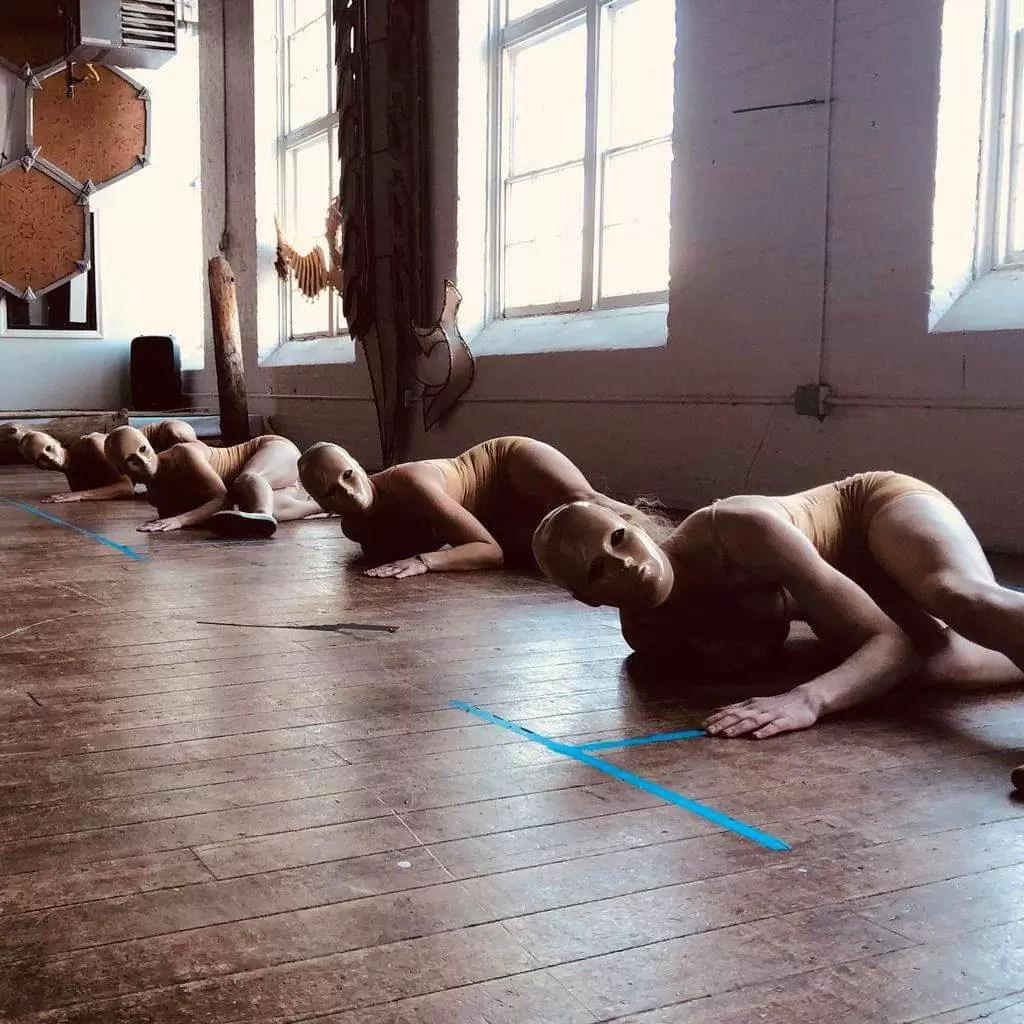 NEWS: Arc Iris premiere sci-fi 'ballet' iTMRW in Boston