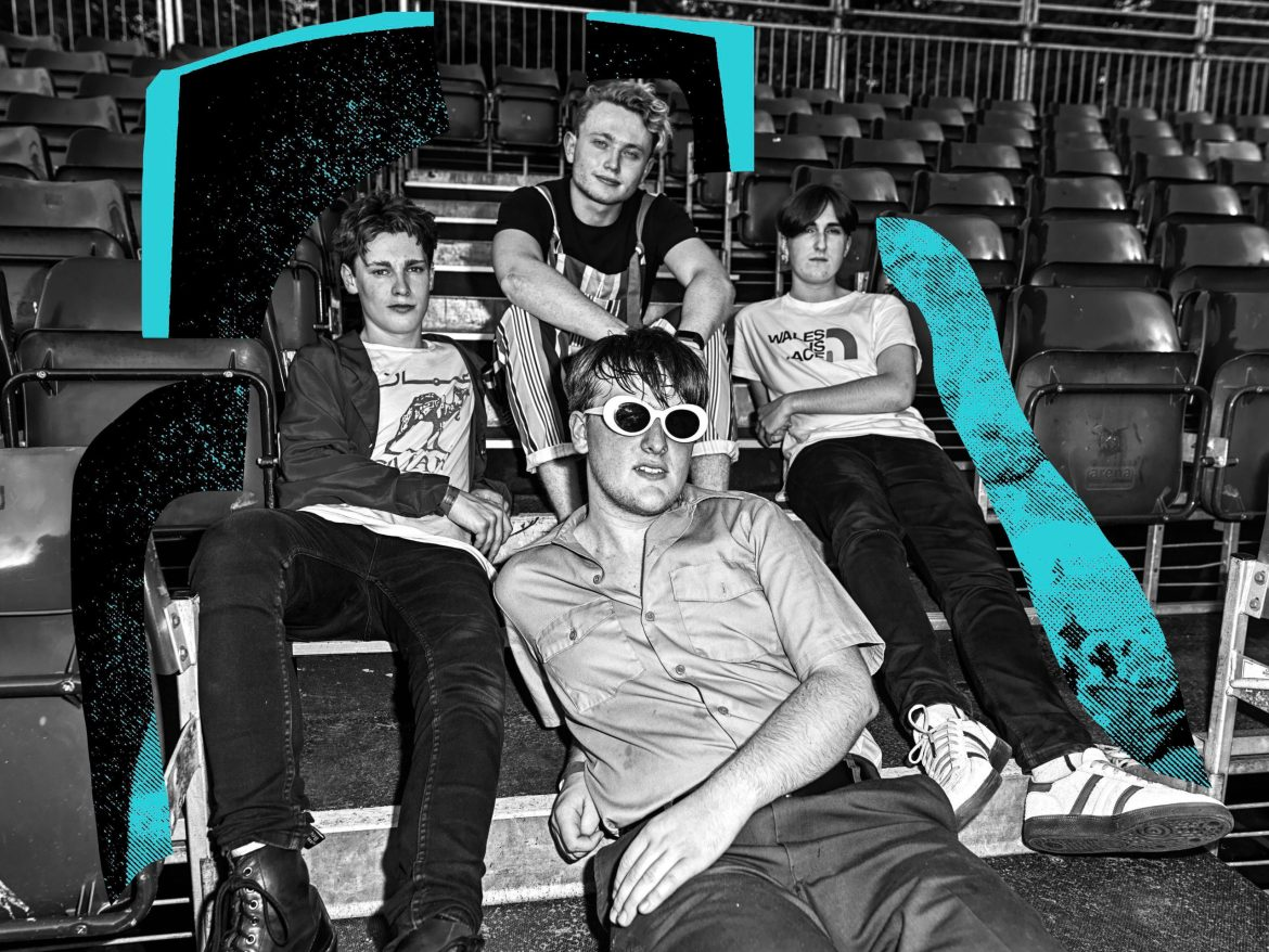 SYBS debut video for post-punk banger 'Cwyr' out on Libertino Records