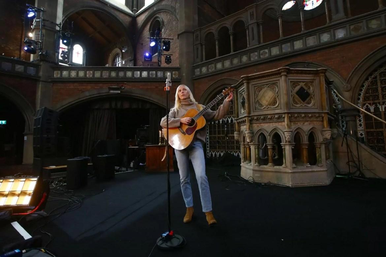 Laura Marling – Union Chapel, London – 6/6/2020
