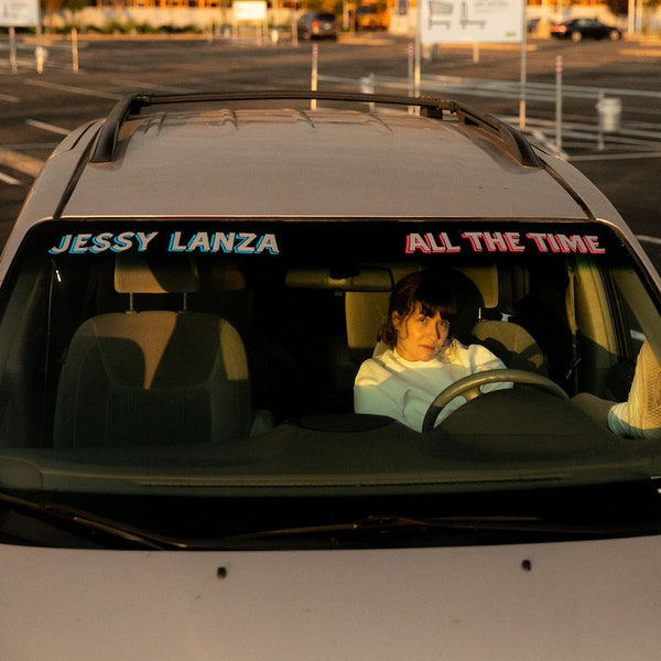 Jessy Lanza – All The Time (Hyperdub)