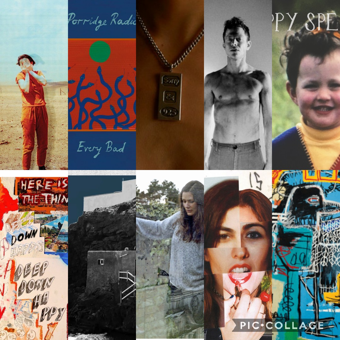 PODCAST: GIITTV! Show Me Magic! Albums of the year so far special..Part Two