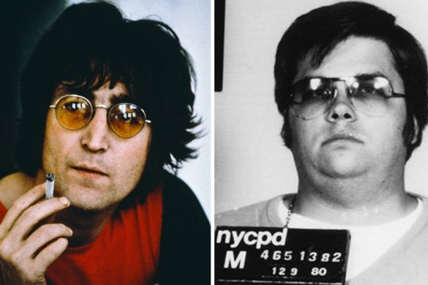 The day John Lennon was shot. Watching the Wheels Go Round and Round
