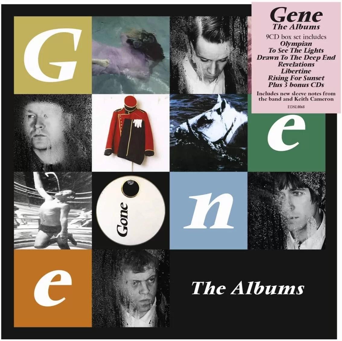 Gene – The Albums (Demon Music Group)