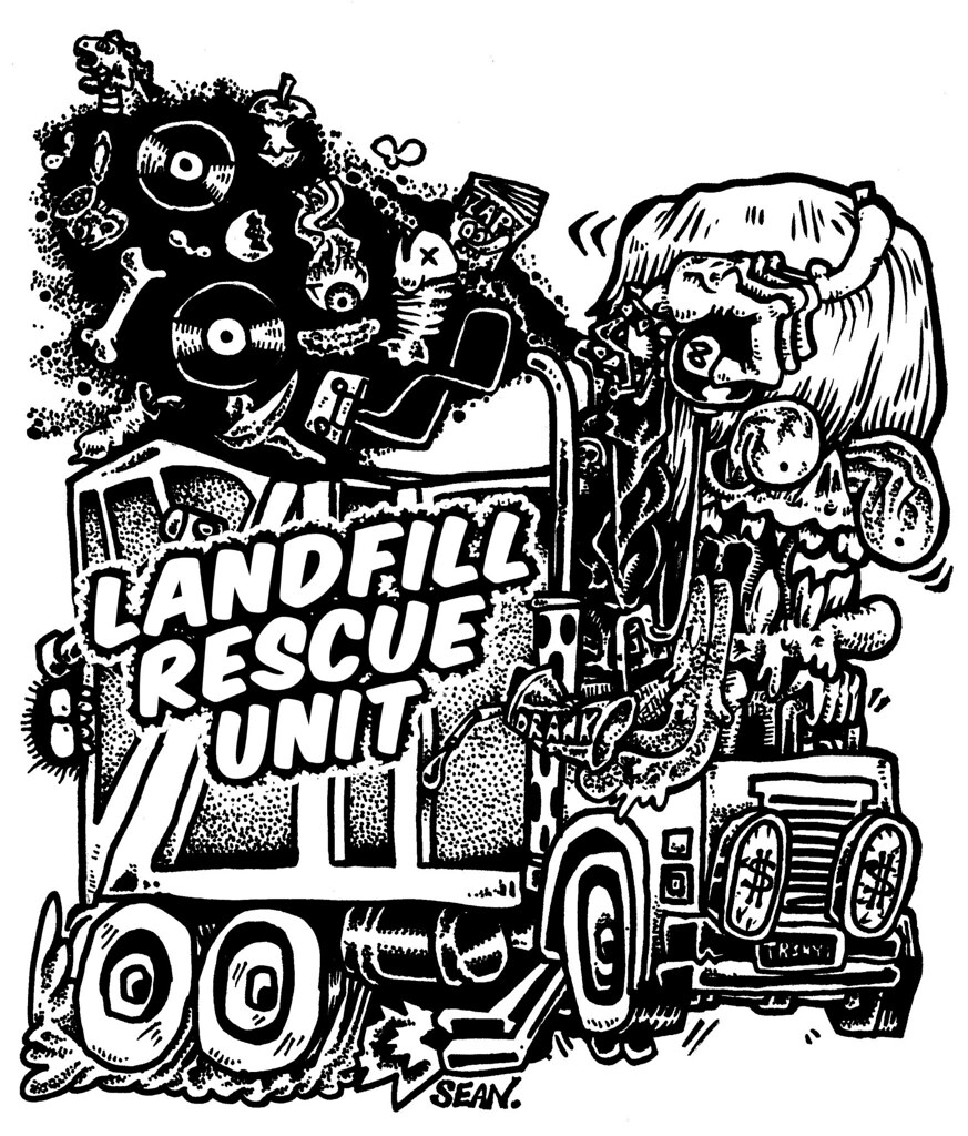 "PLAYLIST: Rescued from the ""Landfill"" era"