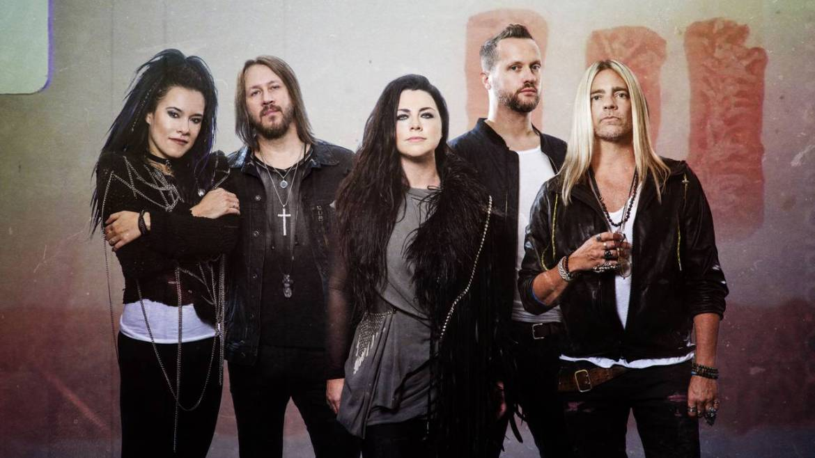 Evanescence Call For Justice & Change With 'Use My Voice' Video