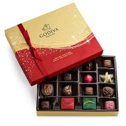Last Minute Christmas Gift Guide 2020 godiva chocolate