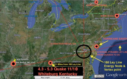 A PYRAMID DISCOVERED IN KENTUCKY LEY LINES INTER DIMENSIONAL PORTALS