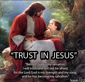 jesus i trust in you song