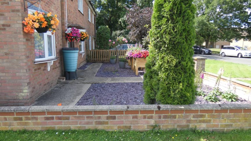 Highly Commended Garden Displays (10)