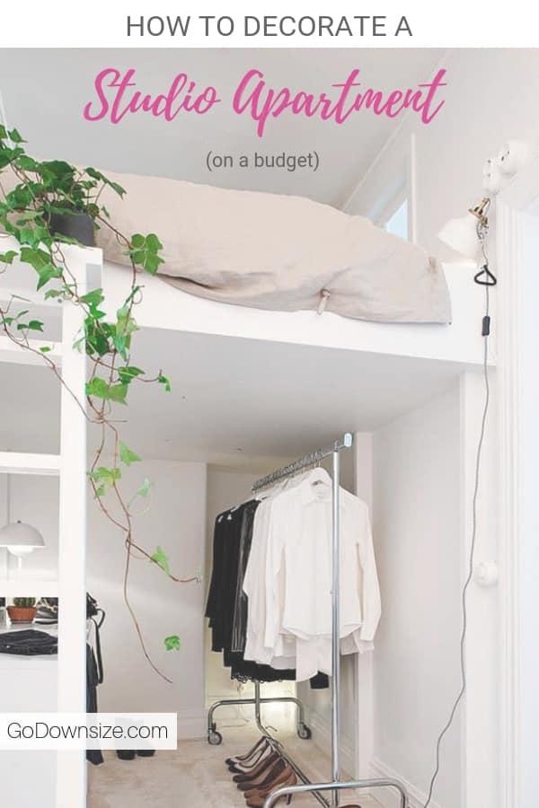 E Optimize A Studio Apartment