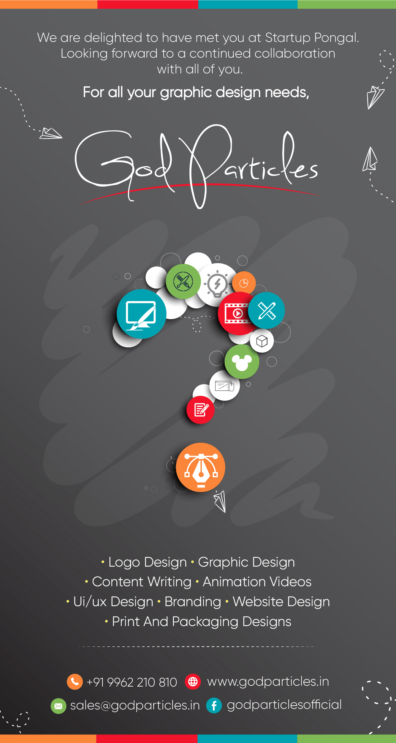 Graphic Designers for Marketing
