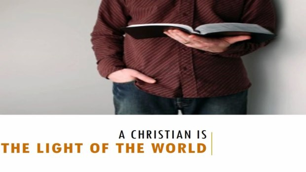 A_Christian_Is_The_Light_Of_The_World_Title_Pic