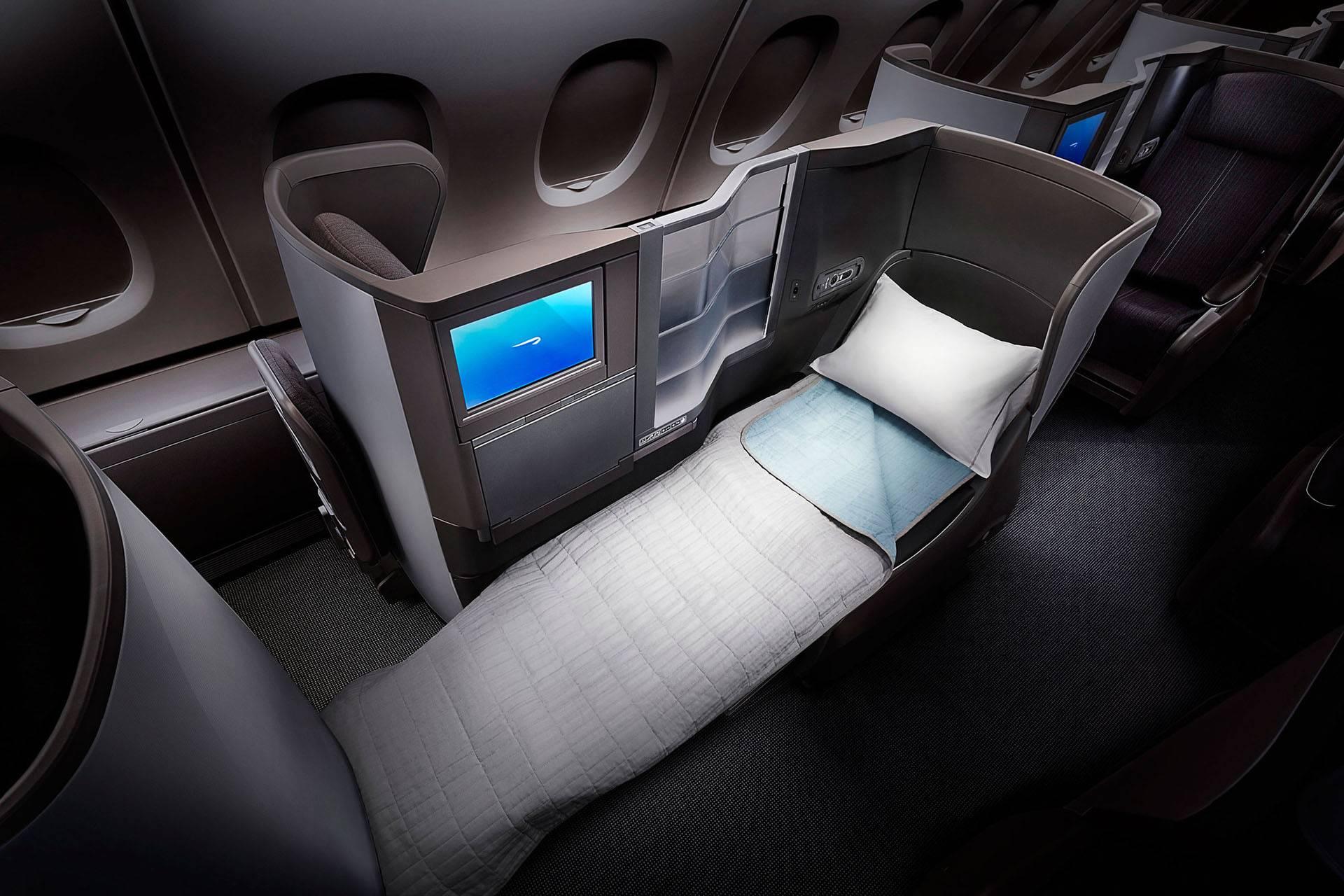 Review British Airways Iconic 747 400 Club World Upper Deck