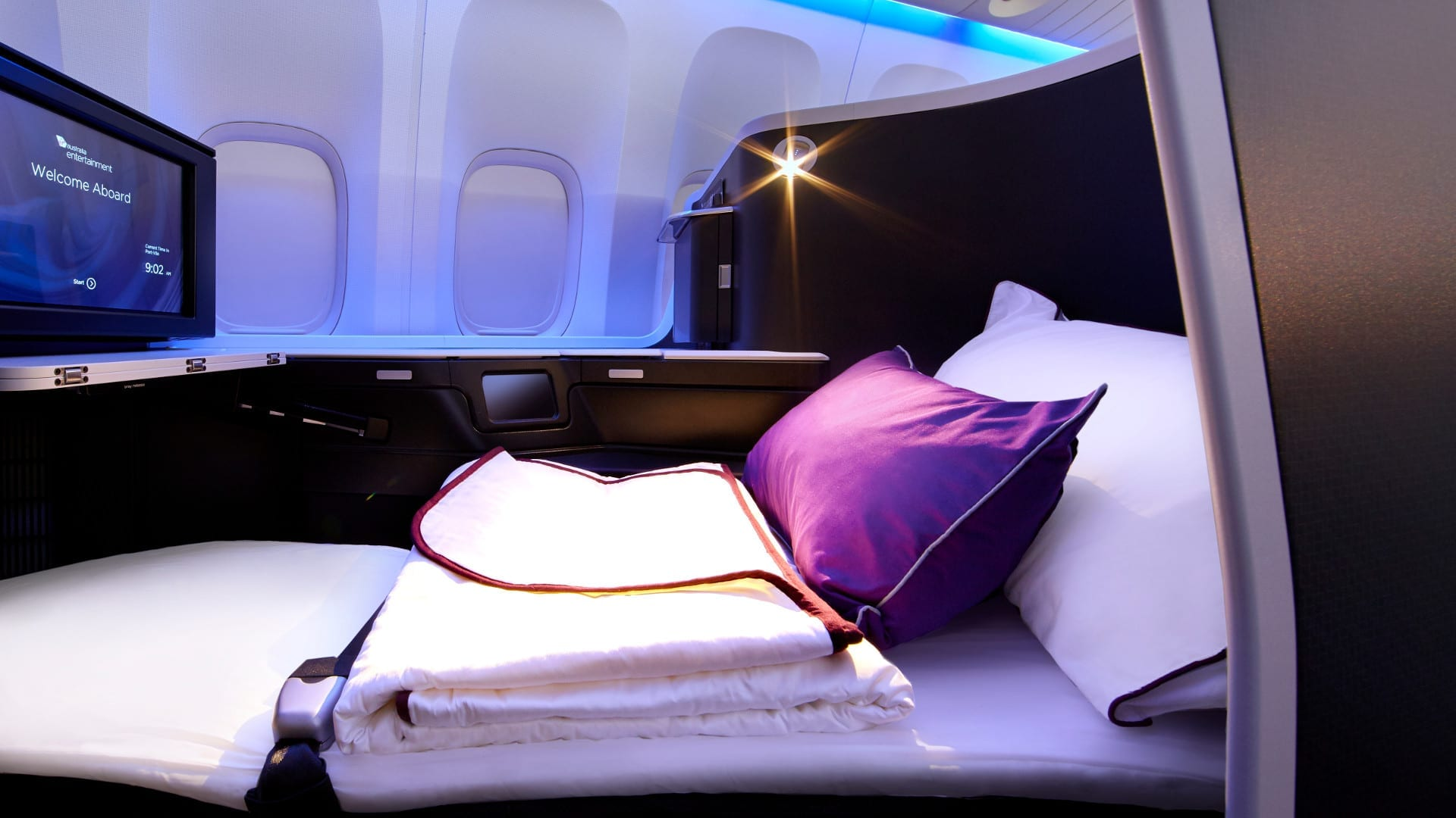 Business Class Pillows & Bedding
