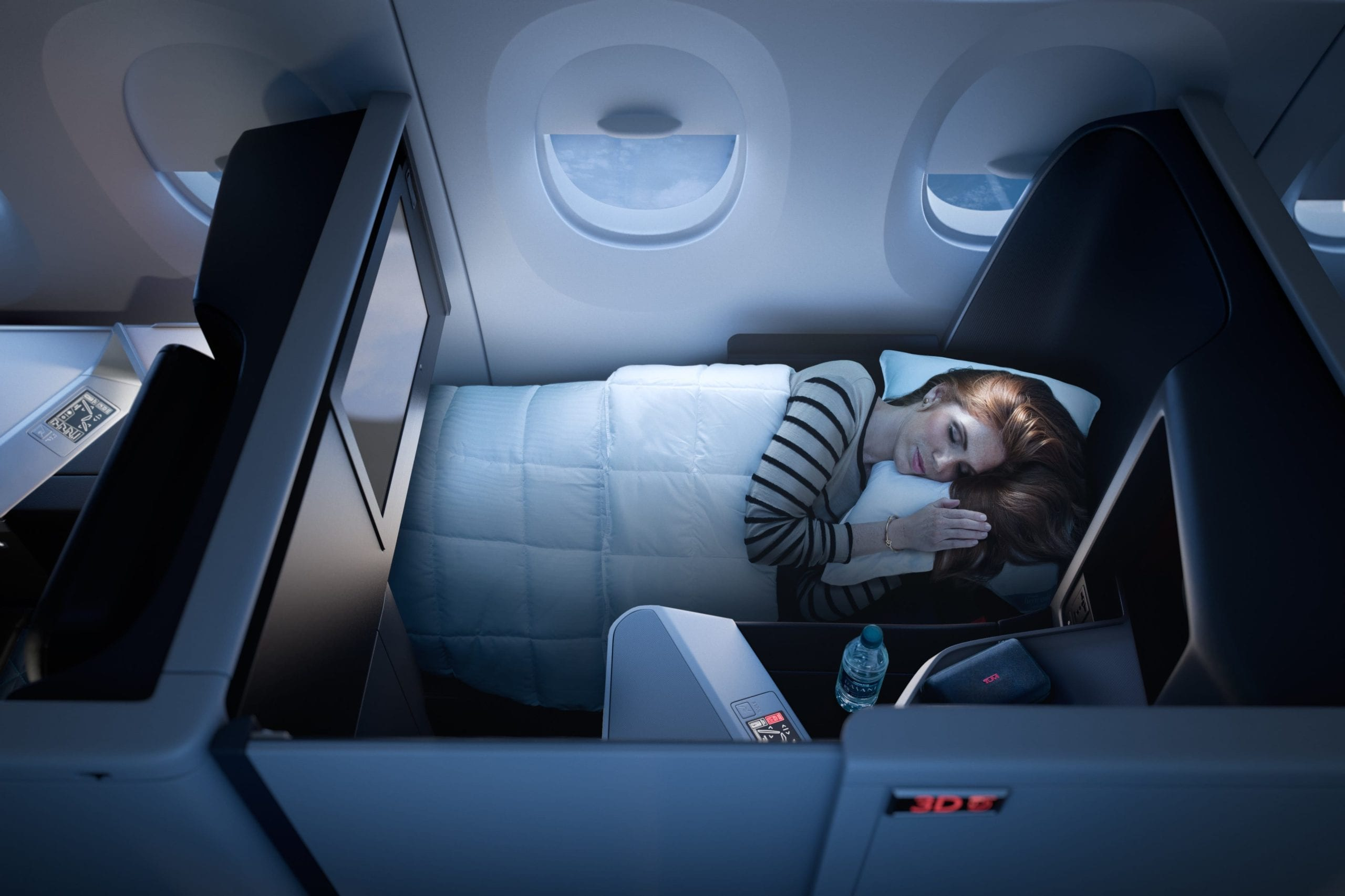 Wow: £797 (€900) Business Class Euro Cities to US Cities Round Trip