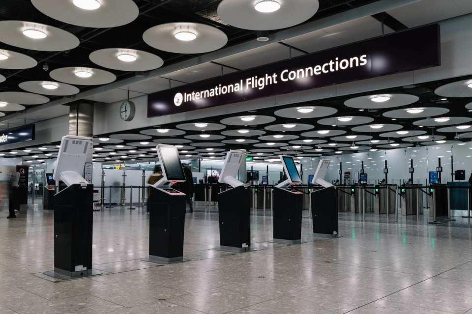 british airways connection service