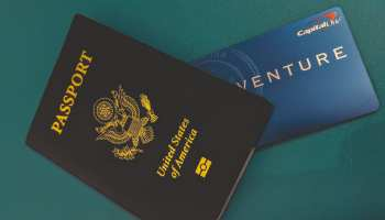 Capital One Venture And Passport