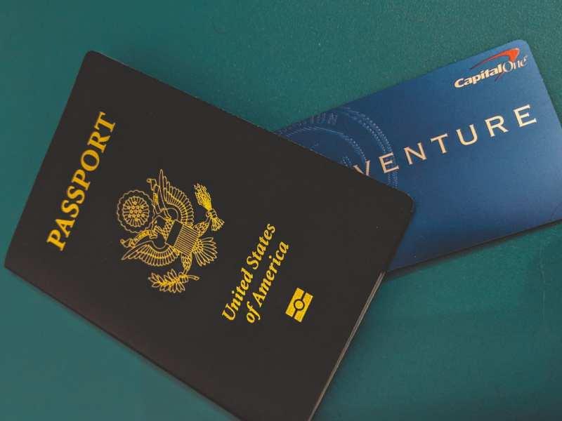 Capital One Venture And Passport
