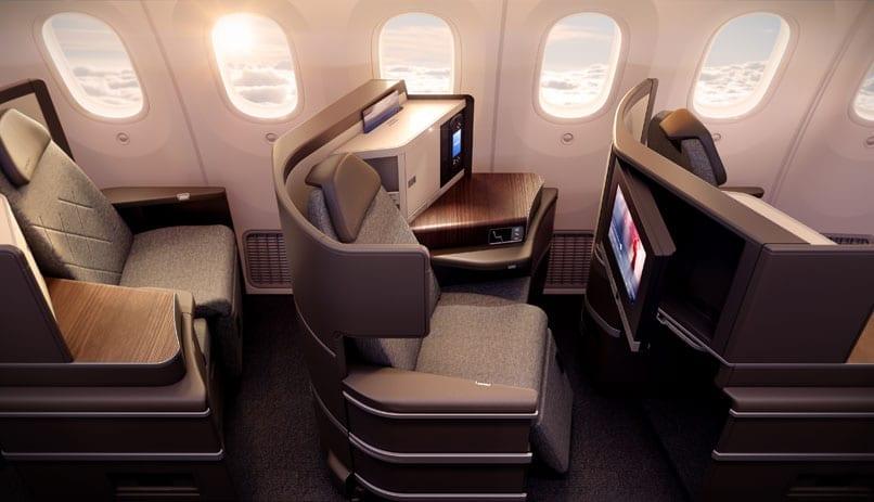 El Al Business Class Boeing 787