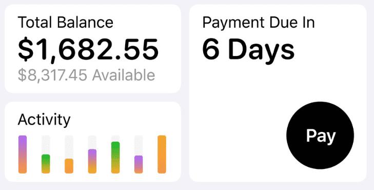 Apple Pay Balance